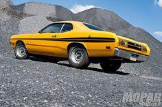 1970 dodge demon   1971 Dodge Demon Sizzler - Exclusive Photos Photo Gallery