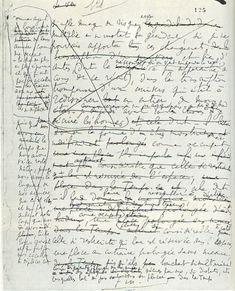 Il manoscritto di Alla ricerca del tempo perduto (per scrivere come Proust bisogna buttare tutto e ricominciare da capo)