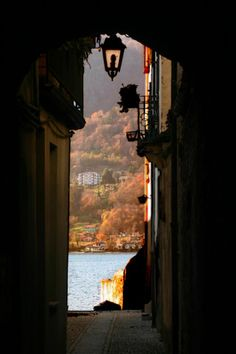 """ Lago d'Orta - Piemonte | by © Syl@home | via italia-amore-mio """