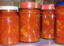 "Čalamáda ""Uncle Bens"" Preserves, Pesto, Salsa, Garlic, Smoothie, Beans, Cooking Recipes, Jar, Homemade"