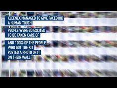 Prachtige combinatie tussen menselijkheid, Facebook en creativiteit. Maak je reclame bijzonder en menselijk, een oprechte gift verdient aandacht! Hulde!