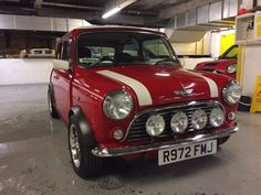 eBay: Classic mini cooper 1998 Rover MPI #classicmini #mini
