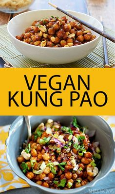 The vegan Chinese recipe you need to satisfy your kung pao craving