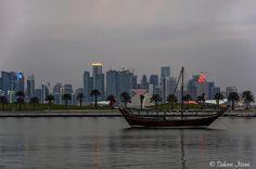 QA_170211 Qatar_0520 Dohan West Bay MIA Parkista Doha, New York Skyline, Travelling