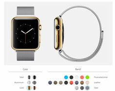 These interactive sites let you try out Apple Watch band combinations & apps