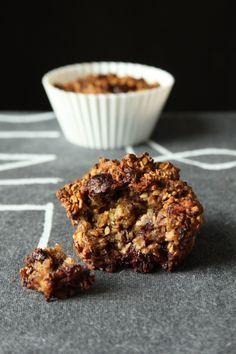 Rugbrødsboller med chokolade | Rye mini breads with chocolate