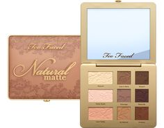 Neutral Eyeshadow: Natural Eyes Shadow Palette - Too Faced