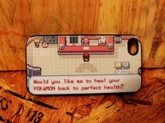 Pokemon iPhone case!