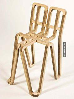 Cool Cticks Chair Design 32 Photos Of Unusual Furniture