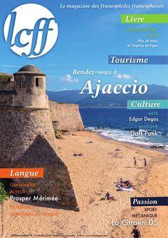 Lcf#16-Mars 2014  Seizième numéro du magazine LCF (Langue et Culture Française). Ce mensuel a pour objectif de promouvoir la culture et la langue française à travers le monde, tout en étant adapté au niveau des apprenants du français à l'étranger.