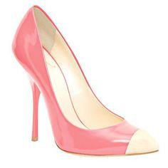 lots of capped shoes around at the moment... ysl... louboutin... these are zanotti #shoeporn #giuseppezanottiheelsfun