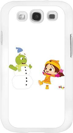 Niloya - Kardan Tospik - Kendin Tasarla - Samsung Galaxy S3 Kılıfları