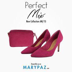 ¿Quieres el conjunto perfecto para tu estilo más lady? Consigue el ansiado Perfect Mix en > www.marypaz.com