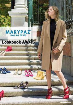La cadena de calzado Marypaz presenta 'Shoes and the city', su Street Fashion Film más urbanita y desenfadado - Ediciones Sibila (Prensapiel, PuntoModa y Textil y Moda)