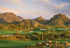 Troon North Golf Club, Scottsdale AZ