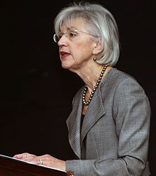 Beverley McLachlin, PC (born 7 September 1943) is the 17th and current Chief Justice of Canada, the first woman to hold this position. She also serves as a Deputy of the Governor General of Canada.