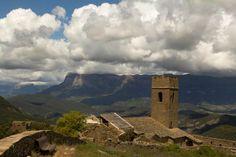 Muro de Roda in de Spaanse Pyreneeen