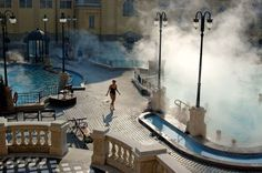 The best thermal baths of the city by We Love Budapest