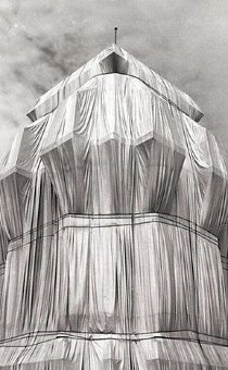 During my shoot I am going to take a range of images from different angles to show the structure, similar to the images amongst this board. Land Art, Christo Artist, Christo And Jeanne Claude, Berlin, Olaf, Ways Of Seeing, Art Plastique, Illustration Art, Illustrations