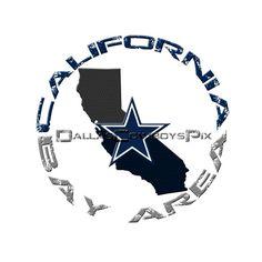 #CowboysNation #DallasCowboys #CaliCowboysNation #BayArea #California #Cali #BayAreaCowboysNation #HowBoutThemCowboys #TeamDCP #DallasCowboysPix #YayYay #CowboyNation #WeDemBoyz