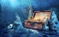 Картинки по запросу морское дно тату
