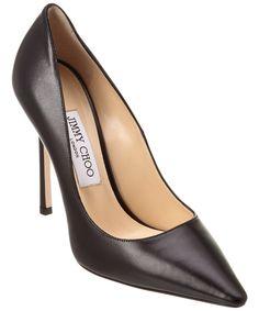 JIMMY CHOO Jimmy Choo Romy 110 Leather Pump'. #jimmychoo #shoes #pumps & high heels