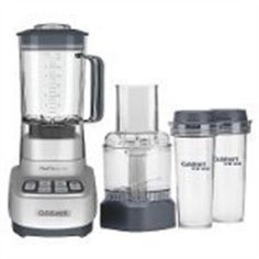 Food Processors 20673: Trio Blender Food Processor W Travel Cups -> BUY IT NOW ONLY: $134.48 on eBay!