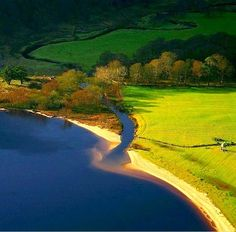 Guiness Lake - County Wicklow, Ireland