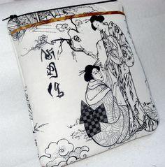 I love Geisha art!