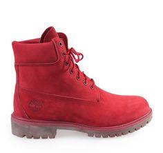 ΑΝΔΡΙΚΑ ΜΠΟΤΑΚΙΑ ΑΔΙΑΒΡΟΧΑ 6 IN PREMIUM BOOT RED TIMBERLAND (RED) ddccf50c41a