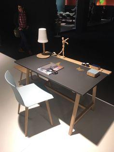 Con los diseño de Andersen Furniture es fácil crear una oficina en casa.