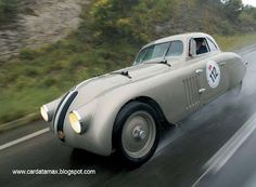 BMW 328 Touring Coupe (1939) Drifting Cars, Car In The World, Vintage Cars, Vintage Models, Bmw Car Models, Bmw Cars, Super Cars, Bmw 328i, Bmw E30