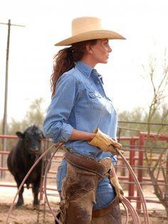 bobbi jeen - workin ♥ Cowgirl