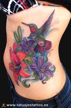 design tattoo free pajaros