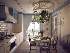 Home and Garden Small Space Living, Living Spaces, Laguna Beach House, Provence Interior, Home Interior Design, My House, Sweet Home, Shabby Chic, Home And Garden
