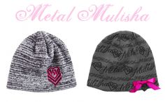 Metal Mulisha Maidens Beanies. Sweat and Sour Beanie http://www.metalmulisha.com/shop/clothing/maidens-axs/hats/sweet-and-sour-beanie/ Stand By Me Beanie http://www.metalmulisha.com/shop/clothing/maidens-axs/hats/stand-by-me-beanie/