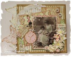 Jenine's Card Ideas: Het is al weer een tijd geleden.... // Een paar bruiloftfoto's