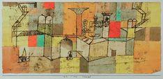 Afbeelding Paul Klee - Tempel, 1921.119.