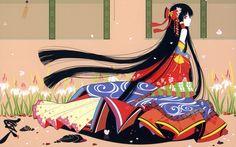 Reimu Hakurei Touhou Project Anime Wallpaper #77428 - Resolution 1920x1200 px
