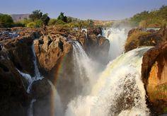 Rainbow - Epupa, Kunene - Namibia