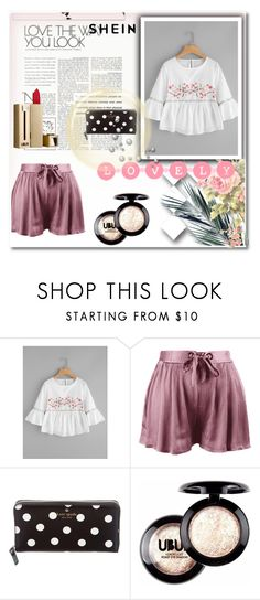 """Untitled #109"" by smartfulwin ❤ liked on Polyvore featuring Kate Spade"