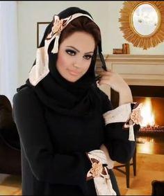 Elegant and stylish Abaya for Girls is now a fashion among girls Abaya Designs 2014 Abaya Designs Latest Dubai Bahrain.