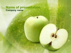 Background For Powerpoint Presentation, Presentation Templates, Company Names, Keynote, Agriculture, Apple, Design Concepts, Business Names, Apple Fruit