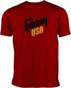 gibson shirts   Gibson T-Shirt