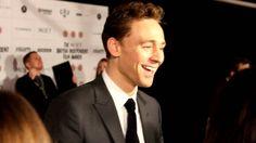 Tom Hiddleston Interview - The British Independent Film Awards 2012