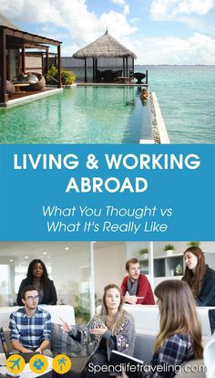 Are you thinking about moving abroad? Check out these 4 common misconceptions about living and working abroad. #movingabroad #livingabroad #workingabroad Travel Advice, Travel Guides, Travel Tips, Travel Info, Work Abroad, Study Abroad, Moving Overseas, Thing 1, Travel Abroad