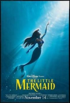 "Photo of Walt Disney Posters - The Little Mermaid for fans of Walt Disney Characters. Walt Disney Poster of Princess Ariel from ""The Little Mermaid"" Film Disney, Disney Pixar, Disney Puns, Disney Wiki, Punk Disney, Disney Facts, 80s Movies, Great Movies, Watch Movies"