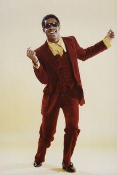 Stevie Wonder by Jim Hendin