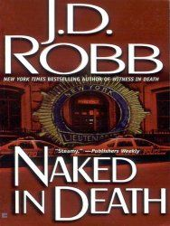 #bookreview #mystery Naked in Death (In Death series #1) by JD Robb - http://www.fictionzeal.com/naked-death-death-series-1-j-d-robb/