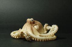 Картинки по запросу netsuke octopus
